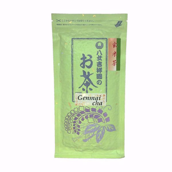 Picture of Genmaicha Green Tea 100g