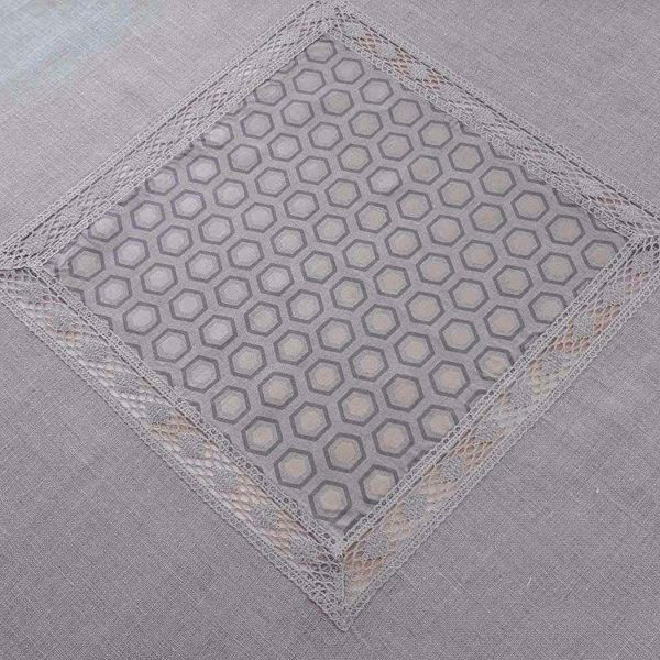 Picture of Tablecloth Gold NM4 100 x 100 cm