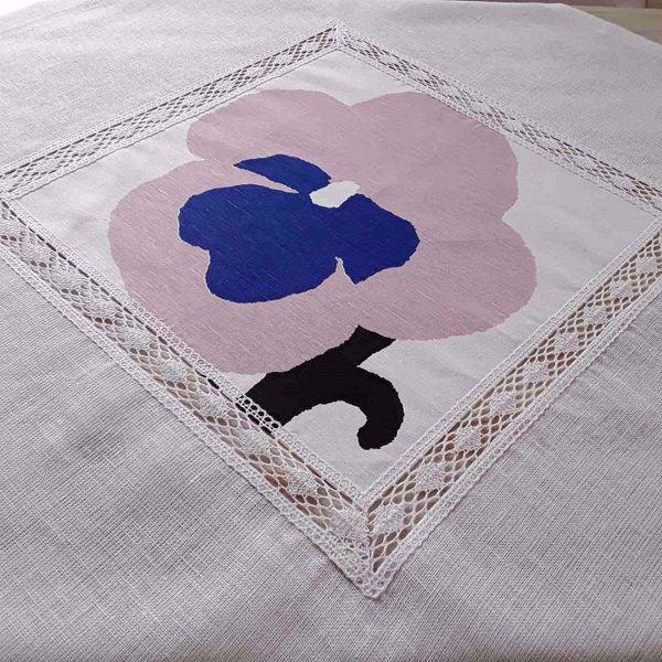 Prekės Staltiesė Viola NM4 100 x 100 cm nuotrauka