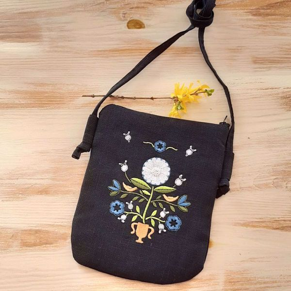 "Picture of Pocket Bag ""Delmonas"""