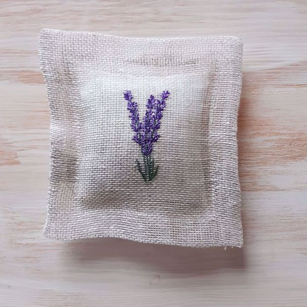 """Picture of Lavender pillow """"Lavender"""" NT"""