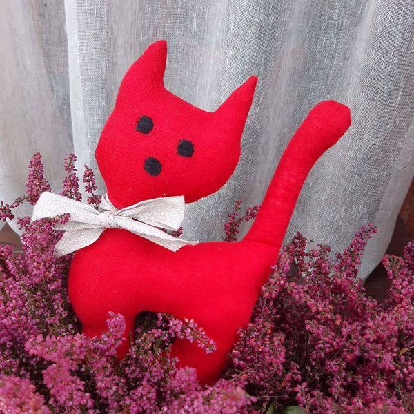Prekės Katinas raudonas nuotrauka